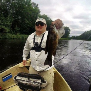 16 inch small mouth bass
